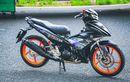 Yamaha MX King 150 Tambah Menawan Pakai Part Enggak Sembarangan
