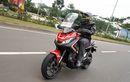 Test Ride Honda X-ADV, Seru Ngegas Skutik Adventure 750 cc Yang Bisa Matik Bisa Manual