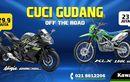 Kawasaki Cuci Gudang, Ninja Sampai KLX 150 Dapat Diskon Untuk Harga Off The Road, Sikat Sob!