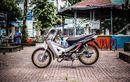 Kerabat Honda Supra Jadi Makin Istimewa Pakai Part Mewah dan Karbon