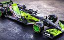 Inikah Livery Mobil F1 Tim Aston Martin untuk Balap F1 Tahun Depan?