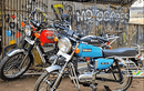 Yamaha RX100 Kayak Dibonsai Jadi Imut, Mesinnya Bikin Geleng-geleng, Cek Langsung Videonya