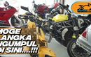 Video Grebek Showroom Moge Motobrads, Koleksinya Langka Semua!