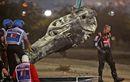 Crash Horor Romain Grosjean di F1 Bahrain 2020 Jadi Bukti Pentingnya Perangkat Halo yang Dulu Sempat Dibully