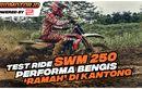 Video Test Ride SWM RS250R, Performanya Bengis Harganya Gak Sebengis Performanya