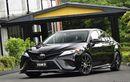 Obat Ganteng Toyota Camry Baru Pasang Body Kit Tom's Jadi Lebih Sporty