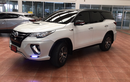 Toyota Fortuner Tambah Gagah dan Sporty Dengan Sentuhan yang Simpel