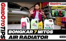Video GridOto Tips Terbaru, Bongkar 7 Mitos Terkait Air Radiator