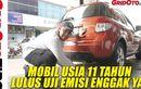 Bandingkan Suzuki SX4 2008 Hingga Toyota Calya 2017, Apa Benar Mobil Tua Tidak Lulus Uji Emisi?