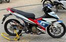 Yamaha MX King 150 Stylish, Modifikasinya Pol Enggak Nanggung