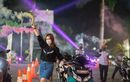 Seru, Bikers Yamaha Aerox Palembang Ramaikan Night Slazh With All New Aerox 155 Connected