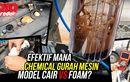 Video Tes Chemical Untuk Gurah Mesin Jenis Foam Vs Cair, Mana Yang Lebih Efektif & Ekonomis?