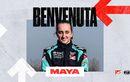 Inilah Maya Weug, Pembalap Wanita Pertama yang Jadi Anggota Ferrari Driver Academy