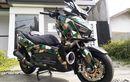 Yamaha XMAX Mesin Buncit, 350 cc Dua Kali Ganti ECU, Sering Turing Antar Pulau