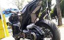 Cangkok Part Kawasaki ZX-10R, Area Belakang Yamaha Aerox Ini Sangar