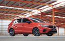 Honda City Hatchback RS Laris Manis, Pesanan di Atas 1.000 Unit, Warna Ini Inden Lama