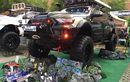 Ford Ranger Garang Bergaya ALTO, Punya Bodi Kekar, Sorot Mata Tajam