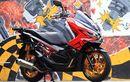 Modifikasi Honda PCX 150 Habis Rp 95 Juta, Pakai Cat Hologram