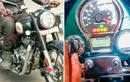 Spy Shot Royal Enfield Classic 350 2021, Pakai Panel Instrumen Baru