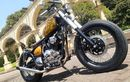 Bikin Penasaran Ada Part Rahasia di Tangki Yamaha Scorpio Bobber