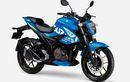 Naked Bike Baru Suzuki Meluncur, Mirip Yamaha Byson Tapi Mesin 250 cc