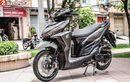 Modifikasi Honda Vario 150, Konsep Warna Gelap, Pelek Jari-Jari Jadi Sorotan
