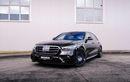 Sentuhan Magis Brabus Untuk Mercedes-Benz S-Class Baru, Tampil Jumawa Power Berlimpah