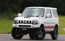 Suzuki Jimny Wide Dimodif Minimalis, Gagah Dengan Kaki Jangkung