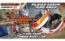 Gampang Cuci Helm Sendiri Modal Sikat dan Sabun, Simak Videonya