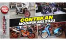 Trend Modifikasi Motor 2021, Dari Konversi Listrik Sampai Restomod