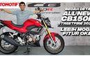 All New CB150R Streetfire 2021, Video Full Review, Lebih Moge Fitur Oke!