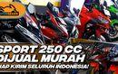 Video Cek Harga Showroom Motor Sport 250 Termurah, Ninja 250 Cuma Rp 30 Jutaan : Motorseken