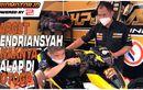 Video Trik Dewa Road Race Hendriansyah Didik Anaknya Menuju MotoGP