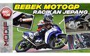 Nostalgia Yamaha Jupiter Z1 GP, Bebek Balap Racikan Tim MotoGP