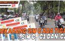 Pengendara Moge Harus Paham, Ini Video Penjelasan Polisi Kenapa Harus pakai SIM CI Atau CII