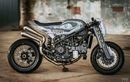 Ducati S4R Jadi Cafe Racer Brutal, Wajah Barunya Dibuat Model Kisi-kisi