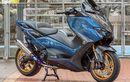 Modifikasi Yamaha TMAX 560 Tech Max Penuh Karbon, Biaya Tembus Rp 320 Jutaan!