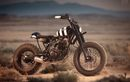 Nekat, Mesin 125 cc Dipaksa Pakai Kaki Gambot, Minimalis Tapi Kekar