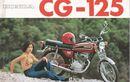 Honda CG125, Motor Jepang dengan Masa Produksi Terpanjang, Dari 1975 Sampai Sekarang Masih Dijual
