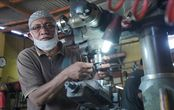 Bengkel Bubut Jawa Legendaris di Kebon Jeruk Ternyata Sudah Tutup, Sekarang Pindah ke Penggilingan, Intip Video Lokasi Barunya