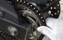 Ternyata Ini Sebabnya Kenapa Rantai Motor yang Sudah Disetel Mendadak Kendor Lagi, Solusinya Gampang