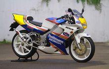 Nostalgia Motor 2-Tak Legendaris Honda NSR 150 Series, Harga Bekasnya Tembus Ratusan Juta Rupiah