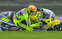 25 Tahun Debut Pembalap yang Namanya Dicontek Valentino Rossi