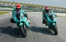 Jadi Tim Baru Valentino Rossi, Petronas Pernah Buat Motor Sendiri