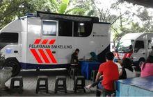 Bikers Bisa Datang ke Polres atau Satpas Untuk Perpanjangan, SIM Keliling Masih Belum Beroperasi