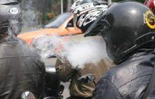 Aturan Segera Berlaku, Apakah Pemotor yang Merokok di Jalan Bisa Kena Tilang Elektronik?