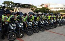 Pasca Pemilu, Polisi Kerahkan Pasukan Bermotor Untuk Patroli Malam