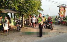 Tragis, Honda BeAT dan Suzuki Satria F-150 Adu Banteng, Ibu Hamil Meninggal Dunia