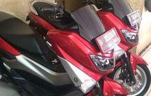 Cari Motor Bekas? Yamaha NMAX, Aerox, Honda Vario 150 Sampai Suzuki GSX-R150 Harga di Bawah Rp 19 Jutaan