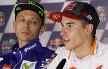 Ada Apa Lagi Nih? Hubungan Valentino Rossi dan Marc Marquez  Panas Lagi di Jeda MotoGP 2020, Ini Gara-garanya